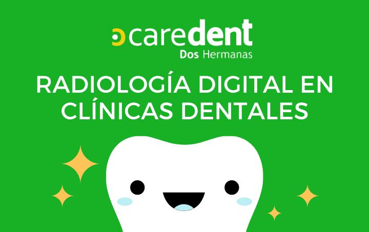 Radiología digital en clínicas dentales